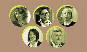 Зображення до Ранкова кава з кураторами Книжкового Арсеналу