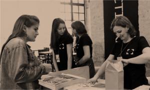 Зображення до Книжковий Арсенал 2021 оголошує набір волонтерів